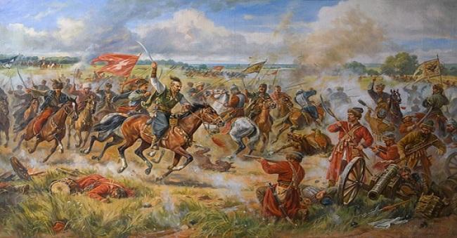 Konotopskaya-bitva