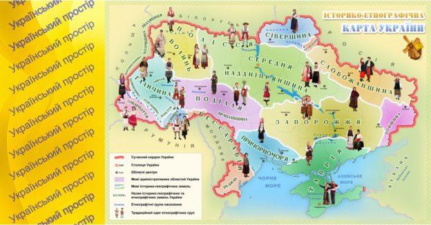 Українській простір в Україні завтра